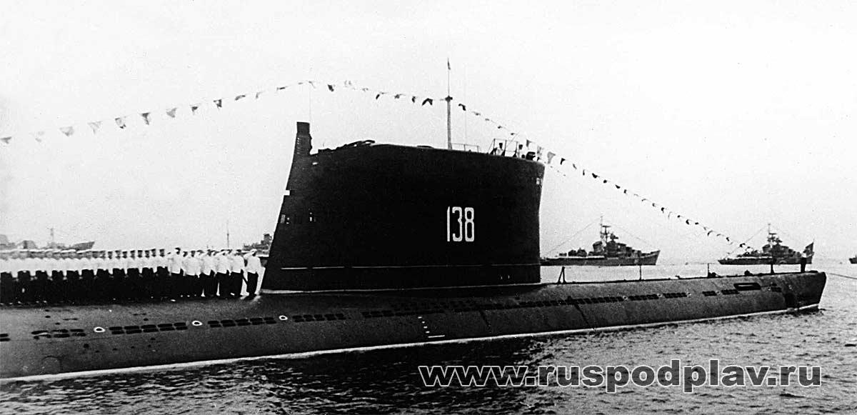 как назначают командира подводной лодки
