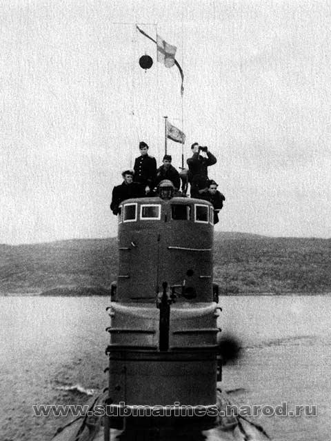 294 атомная подводная лодка