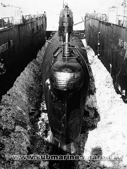 б-105 подводная лодка