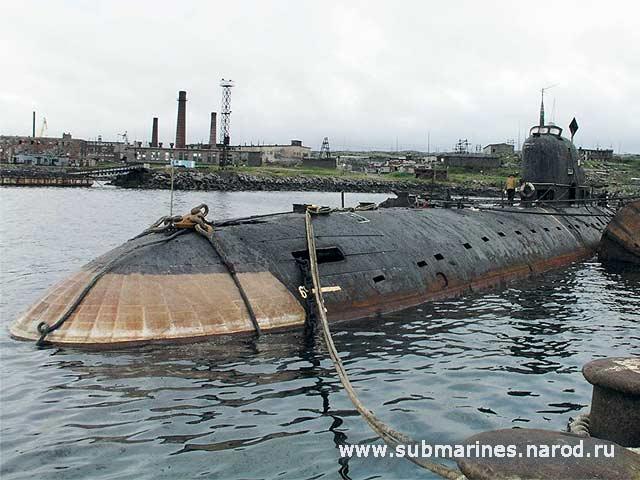 гибель подводных лодок к 159