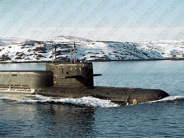 борисоглебск подводная лодка