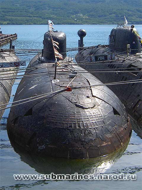 670 проект подводная лодка